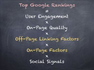 Dave Holland - Google ranking specialist